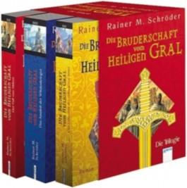 Die Bruderschaft vom Heiligen Gral - Band 1-3