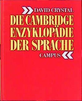 Die Cambridge Enzyklopädie der Sprache