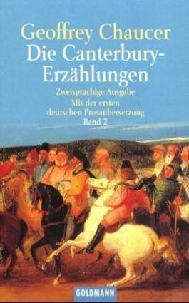 Die Canterbury-Erzählungen. Bd.2