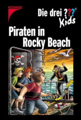 Die drei ??? Kids - Piraten in Rocky Beach