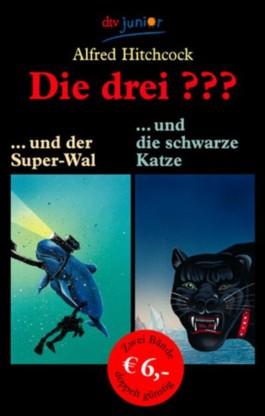 Die drei ??? und der Super-Wal / ...und die schwarze Katze