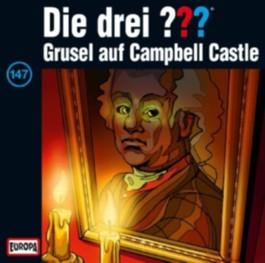Die drei ??? - Grusel auf Campbell Castle