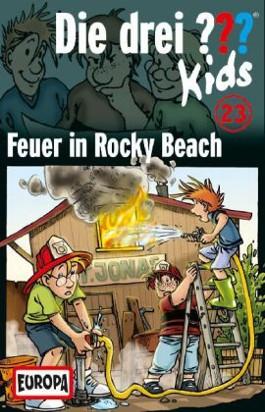 Die drei ??? Kids - Feuer in Rocky Beach