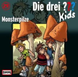 Die drei ??? Kids - Monsterpilze