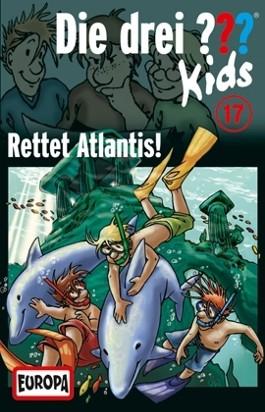 Die drei ??? Kids - Rettet Atlantis!