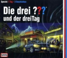 Die drei Fragezeichen und der dreiTag, Special 2010, 3 Audio-CDs