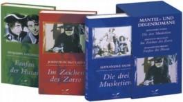 Die drei Musketiere / Im Zeichen des Zorro / Fanfan der Husar