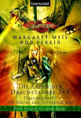 Die Erben der Drachenlanze / Drachennest /Die Grube der Feuerdrachen