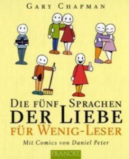 Die fünf Sprachen der Liebe für Wenig-Leser