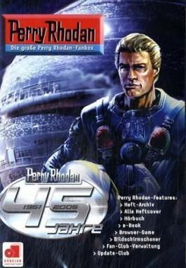 Die große Perry Rhodan-Fanbox, 1 CD-ROM