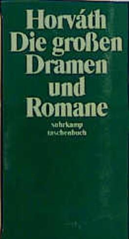 Die großen Dramen und Romane. 7 Bände in Kassette