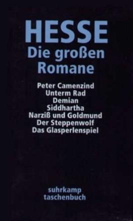 Die großen Romane, 7 Bde.