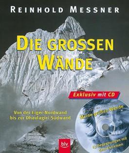 Die großen Wände, m. Audio-CD