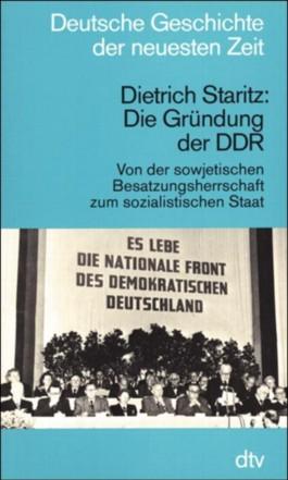 Die Gründung der DDR
