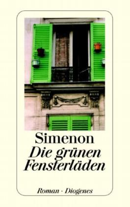 Die grünen Fensterläden