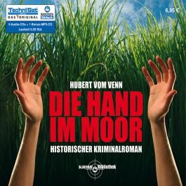 Die Hand im Moor