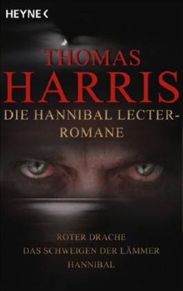 Die Hannibal Lecter Romane