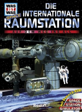 Die internationale Raumstation, m. Demo-CD-ROM