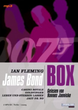 Die James Bond-Box