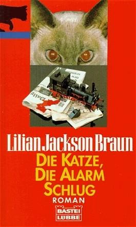 Die Katze, die Alarm schlug
