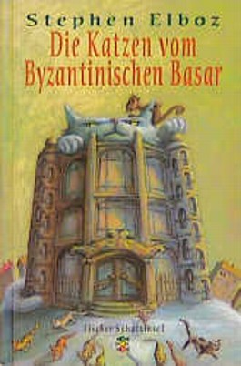 Die Katzen vom Byzantinischen Bazar