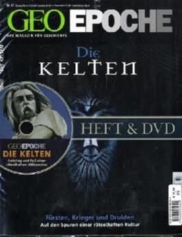 Die Kelten, Heft + DVD