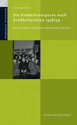 Die Kindertransporte nach Grossbritannien 1938/39