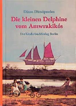 Die kleine Delphine vom Amwrakikos