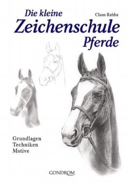 Die kleine Zeichenschule Pferde