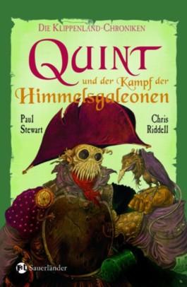 Die Klippenland-Chroniken / Quint und der Kampf der Himmelsgaleonen