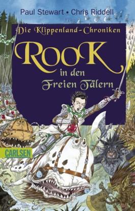 Die Klippenland-Chroniken, Band 7: Rook in den Freien Tälern