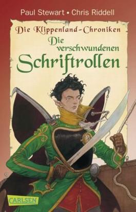 Die Klippenland-Chroniken: Bd. 9 1/2: Die verschwundenen Schriftrollen