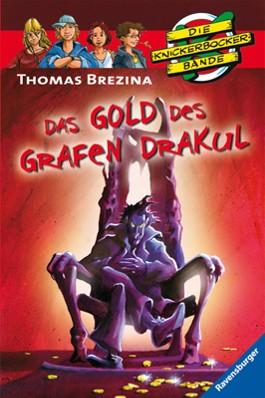 Die Knickerbocker-Bande: Das Gold des Grafen Drakul