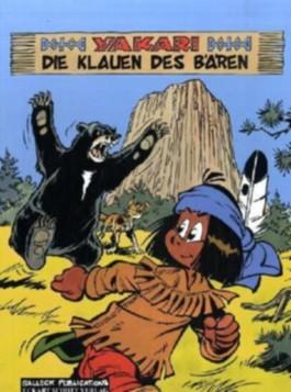 Die Klauen des Bären