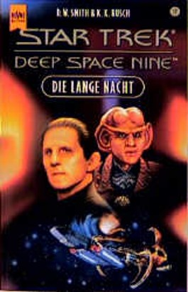 Die lange Nacht. Star Trek. Deep Stapce Nine. Band 17.