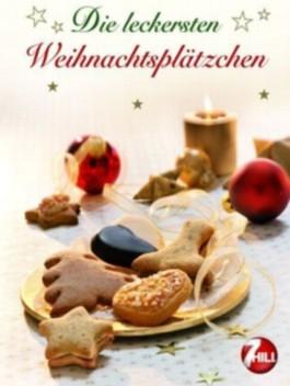 Die leckersten Weihnachtsplätzchen, m. Kunststoff-Ausstechform