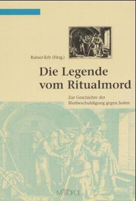 Die Legende vom Ritualmord