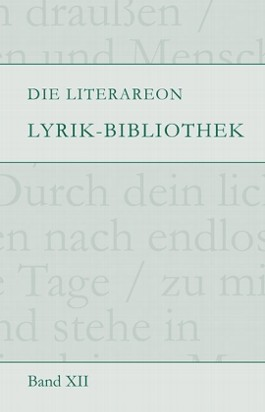 Die Literareon Lyrik-Bibliothek – Band 12