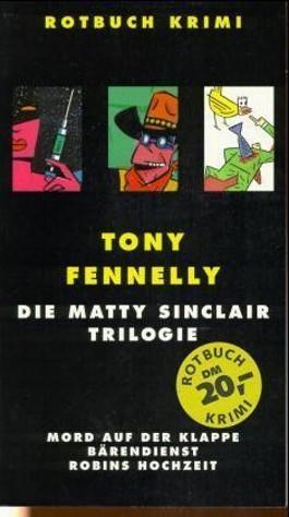 Die Matty Sinclair Trilogie