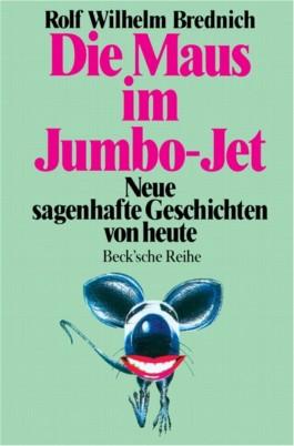 Die Maus im Jumbo-Jet