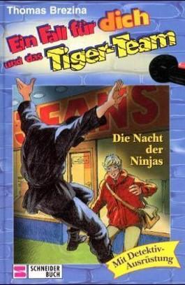 Die Nacht der Ninjas