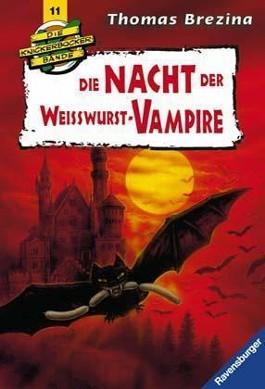 Die Knickerbocker-Bande: Die Nacht der Weißwurst-Vampire