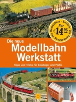 Die neue Modellbahn-Werkstatt