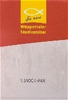 Die Neue Wuppertaler Studienbibel NT