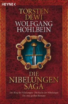 Die Nibelungen-Saga Sammelband