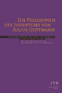 Die Philosophie des Judentums