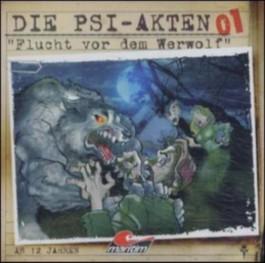 Die PSI-Akten 01. Flucht vor dem Werwolf