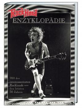 Die Rock-Hard-Enzyklopädie, m. Audio-CD