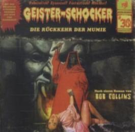 Die Rückkehr der Mumie, 1 Audio-CD