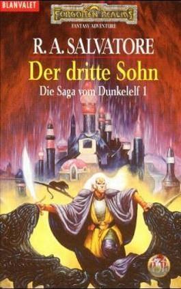 Die Saga vom Dunkelelf 1 / Der dritte Sohn